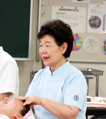 長年にわたり臨床と教育現場に貢献する古海先生
